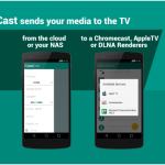 android-localcast