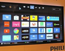 Установка виджетов на Philips Smart TV