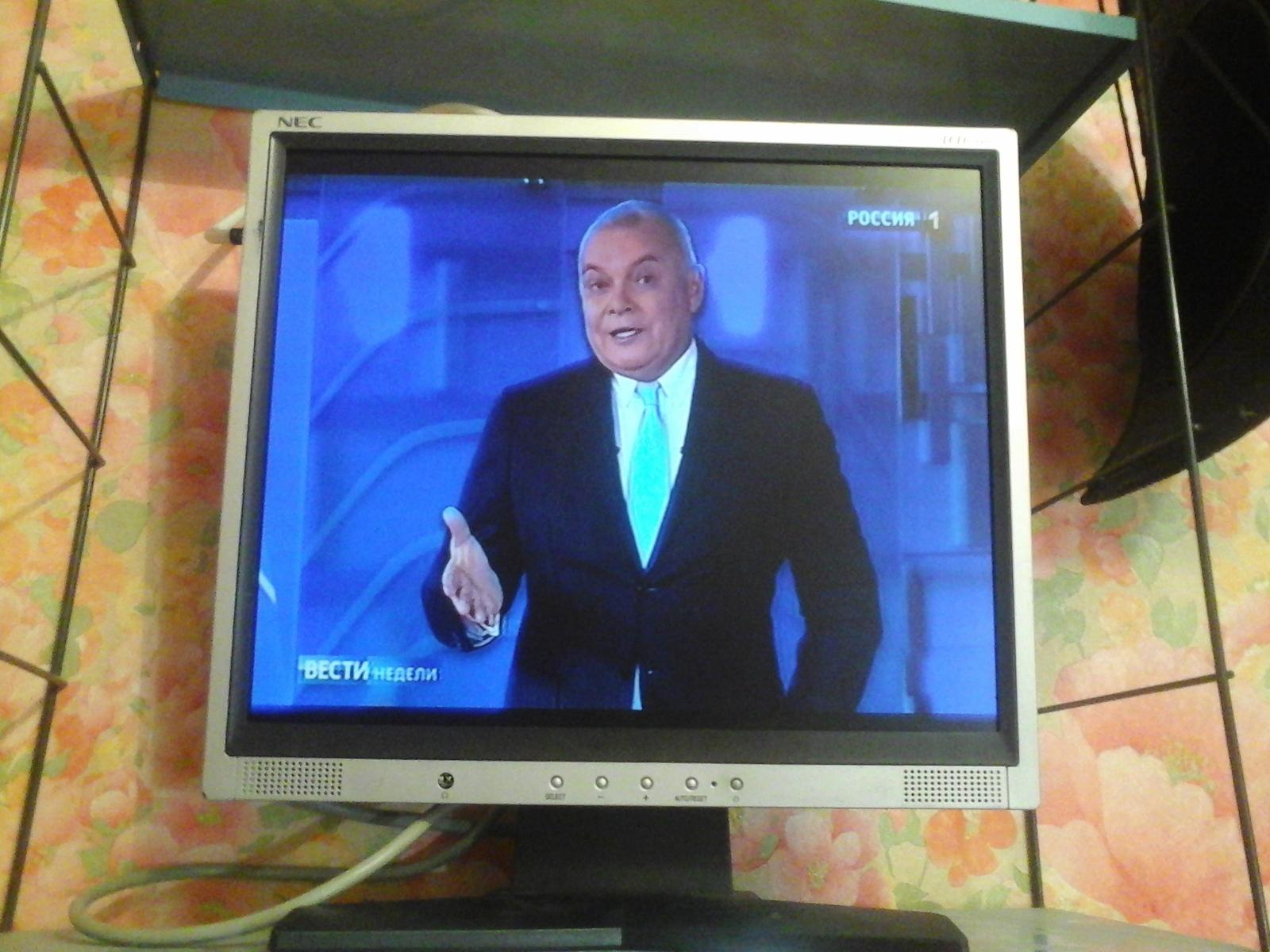Телевизор из монитора своими руками видео фото 555