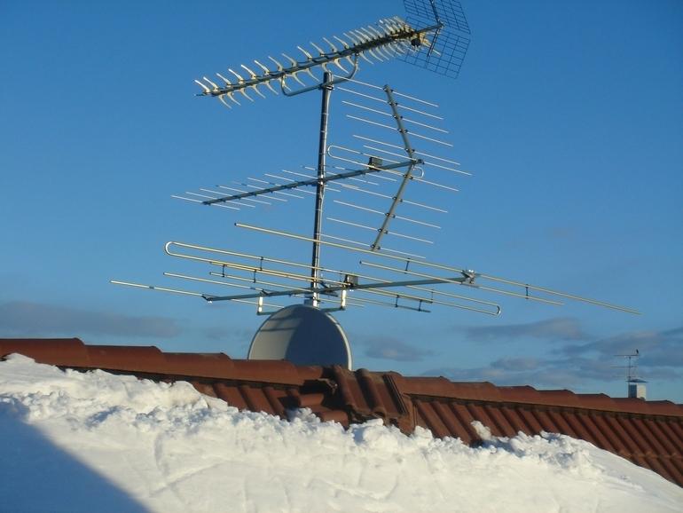 Тв антенна на 150 каналов