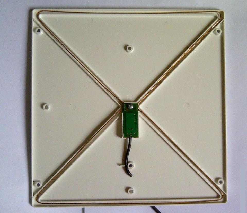 Как сделать наружную антенну для телевизора своими руками фото 545
