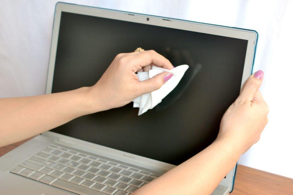Как очистить экран жк телевизора