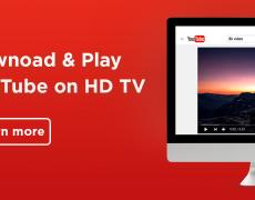 Как скачать и установить приложение YouTube на телевизор Smart TV