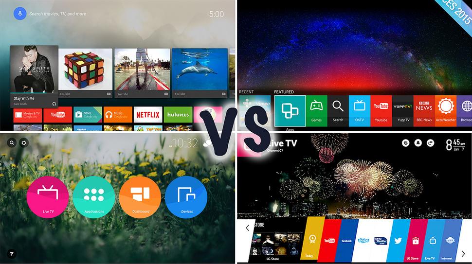 С какой ОС лучше выбрать телевизор: Tizen, Android или WebOS?