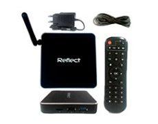 Reflect TV Box серии MS – приставка Smart TV в металле