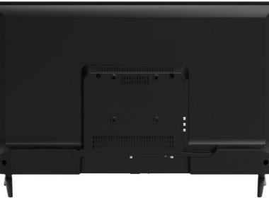 Телевизор Haier 32 Smart TV BX Вид сзади