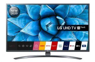 Телевизор LG 43UN74006LA 43