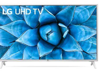 Телевизор LG 49UN73906LE Экран