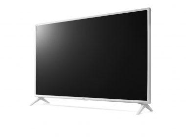 Телевизор LG 49UN73906LE Вид под углом