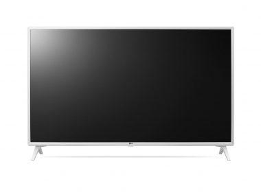 Телевизор LG 49UN73906LE Вид спереди