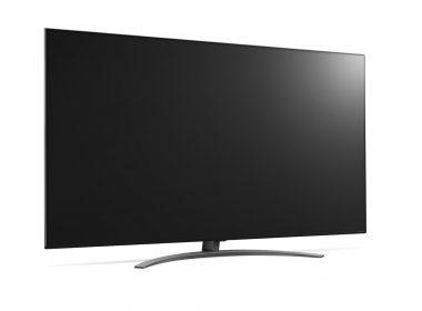 Телевизор LG 55NANO916NA Вид под углом 4