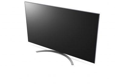 Телевизор LG 55NANO916NA Вид под углом 5