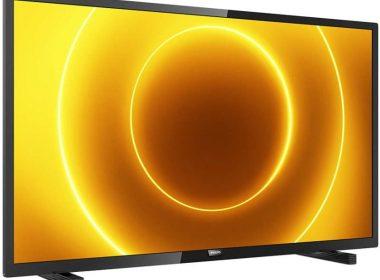 Телевизор Philips 43PFS5505 Вид под углом