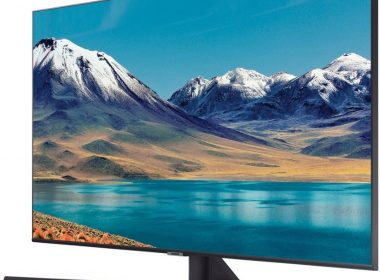 Телевизор Samsung UE50TU8570U Вид под углом 2