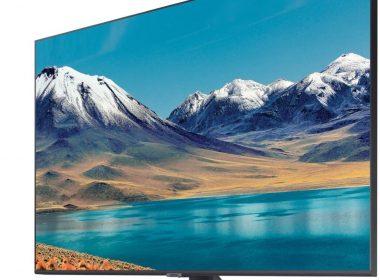 Телевизор Samsung UE50TU8570U Вид под углом 3