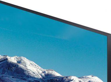 Телевизор Samsung UE55TU8570U Рамки