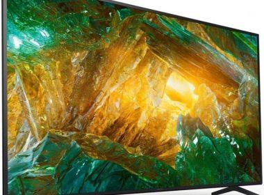 Телевизор Sony KD55XH8096 Вид под углом 2