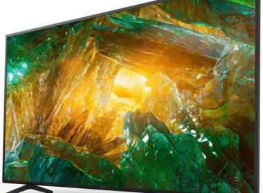 Телевизор Sony KD55XH8096 Вид под углом 1