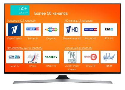 Wifire tv приложение скачать бесплатно