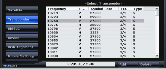 fastsatfinder_transponders_options